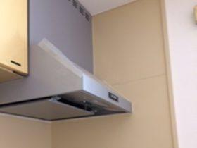 トイレ・換気扇・クロス張替等各所改修工事