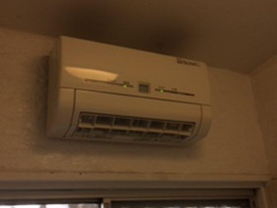 電源増設・バス乾燥機取付